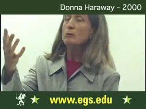 Donna Haraway. Cyborgs, Dogs And Companion Species 2000 1/9