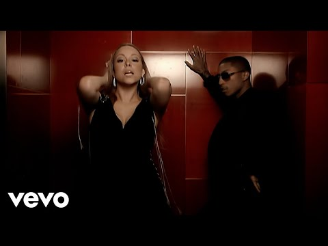 Mariah Carey - Say Somethin' ft. Snoop Dogg (Official Music Video)