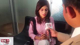 YOUNGEST NEWS ANCHOR SANA CH SPECIAL INTERVIEW
