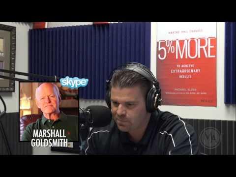 Alden Interviews Marshall Goldsmith