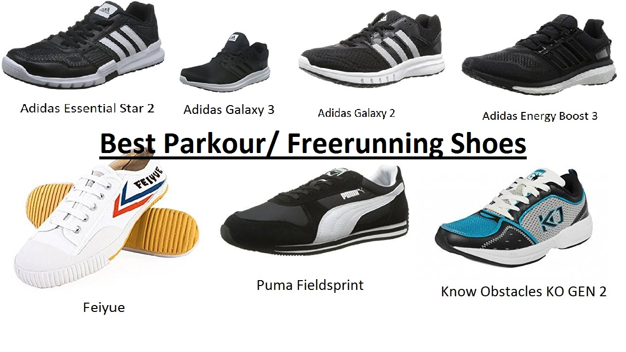 Best Parkour Freerunning Shoes 2017