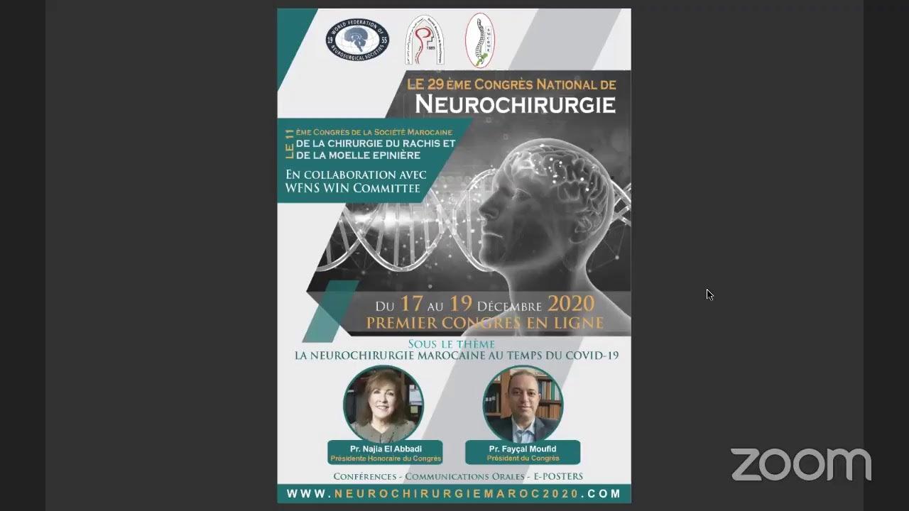 Download 35th Webinar / Morocco Webinar Series 2020/ Prof Paolo Cappabianca / Prof Adyl Melhaoui