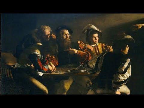 A moment of spiritual awakening: Caravaggio's Calling of Saint Matthew