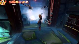 Jack Keane 2 The Fire Within Gameplay HD For PC