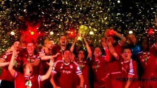 Fc Bayern - The Jupp Heynckes System 12/13 - HD