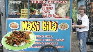 NASI GILA FAVORIT