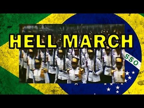 BRAZIL -  HELL MARCH ( HARDCORE VERSION )