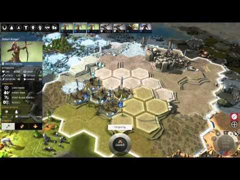 Endless Legend - Combat guide Pt.2: Commands |