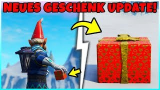 Omg! Fortnite Unexpectedly Releases an Update! | New Gifts Item in the game! Patch Notes