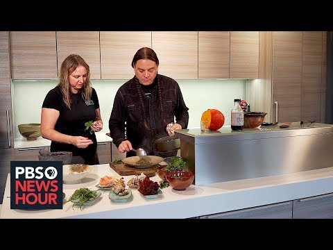Traditional Native Foods Are The Key Ingredient In The Sioux Chef's Healthy Cooking