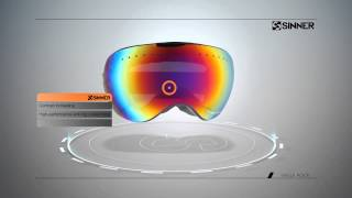SINNER EAGLEROCK GOGGLE - product review -