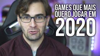 BRKSEDU - GAMES QUE MAIS QUERO JOGAR EM 2020