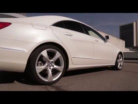 Прокат автомобилеи без водителя Mercedes мерседес CLS белыи