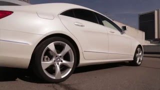 Прокат автомобилей без водителя Mercedes / мерседес CLS белый(, 2016-01-15T15:24:33.000Z)