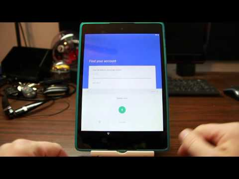 Nexus 9 Security patch 1/1/16 setup wizard bypassed with need help feature