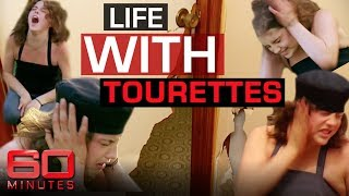 Girl living with woŗst ever case of tourettes | 60 Minutes Australia