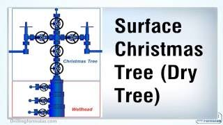 Surface Christmas Tree (Dry Tree)