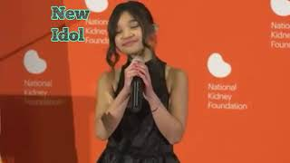 Angelica Hale sing a song 2018