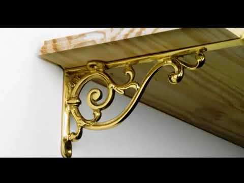 Shelf Brackets - Shelf Brackets For Kitchen Cabinets | Modern Wooden & Metal Best Pics