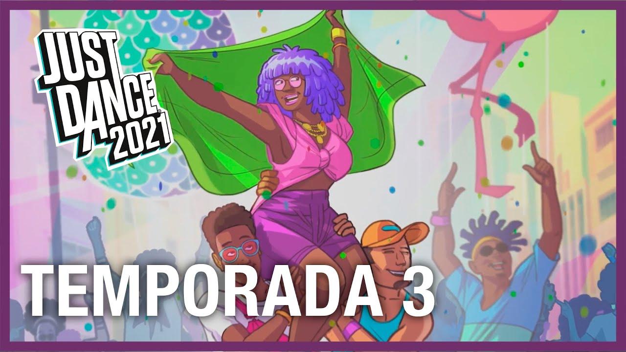 Just Dance Unlimited: Trailer do Festival - 3ª temporada | Ubisoft Brasil