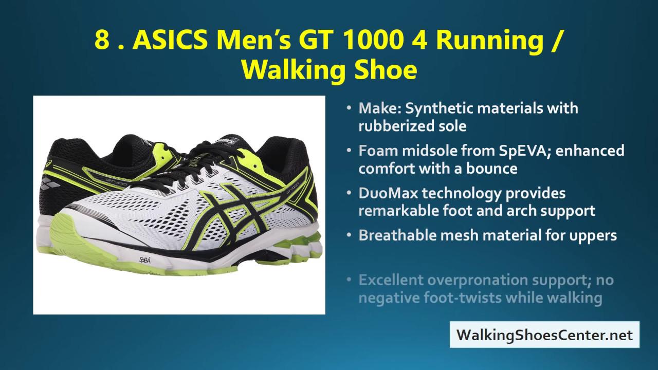 2f89d6afc40 Best ASICS Walking Shoes 2018