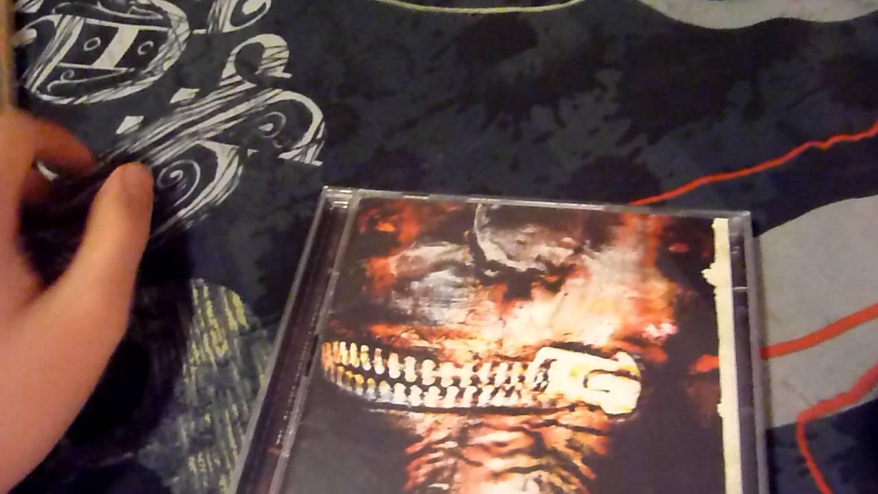 Slipknot Vol: 3 The Subliminal Verses Special Edition ...
