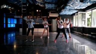 FUNKY FIT workout-Machel Montano On my way