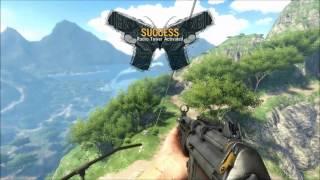 Far Cry 3 Gameplay HD - Nvidia Geforce GTX 660 Ti 2GB - Ultra/Max Settings 40FPS+
