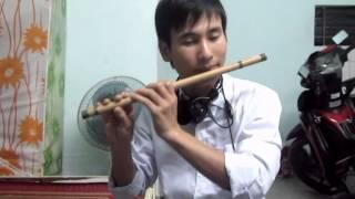 Người ở đừng về - sáo trúc Cao Trí Minh