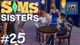 Double Date And Detective Karen - Sims Sisters Episode 25