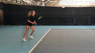 Smooth Hitting by Katie Boulter