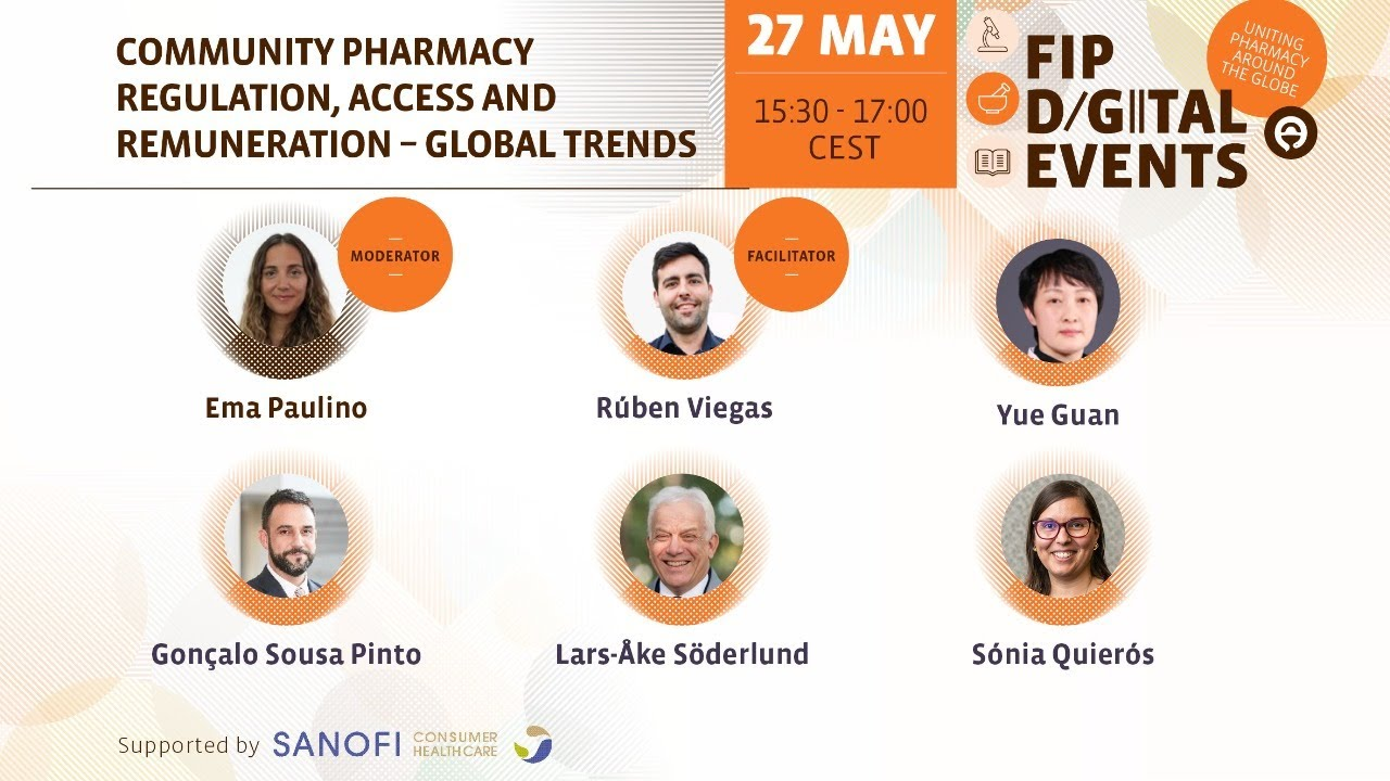Download Community pharmacy regulation, access and remuneration – global trends