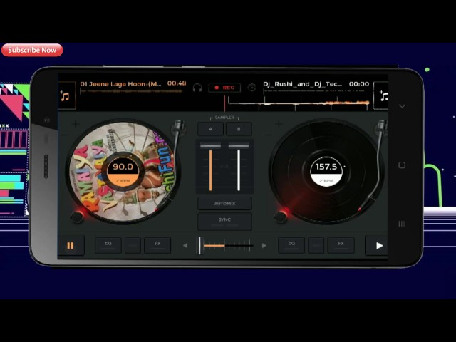 How to make dj song and Audio mixing