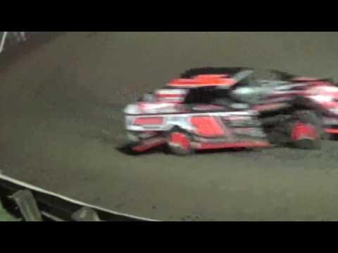 World Nationals Mod Heat 1 Round 2 Marshalltown Speedway 9/16/16