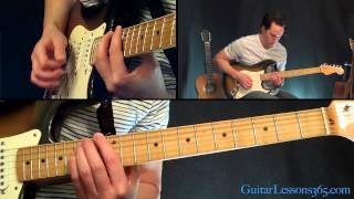 War Pigs Guitar Lesson - Black Sabbath - Famous Riffs