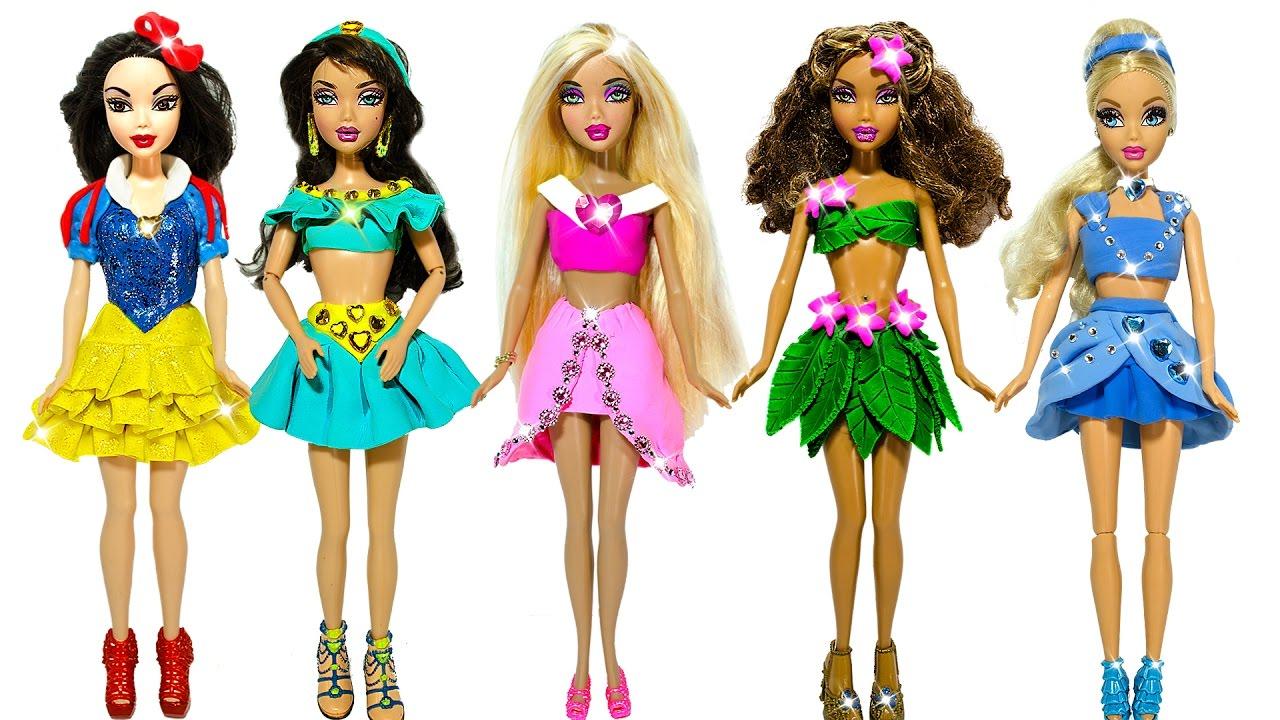 Disney Plus Barbie
