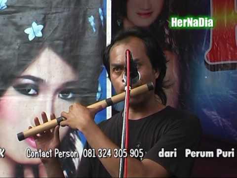 Tetes banyu mata voc Dewi- Live show BAHARI desa.Trijaya