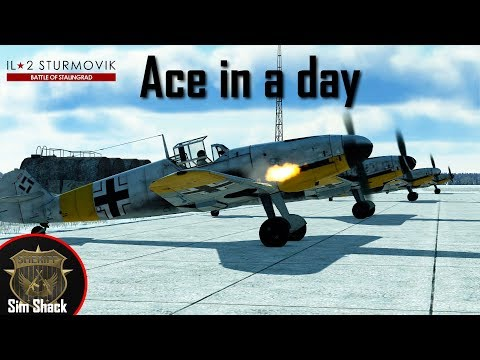 Gustav Ace In A Day | IL-2: Battle of Stalingrad