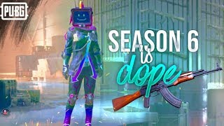 Season 6 Is Dope Bois | Pubg Mobile Live | Gaming Guru