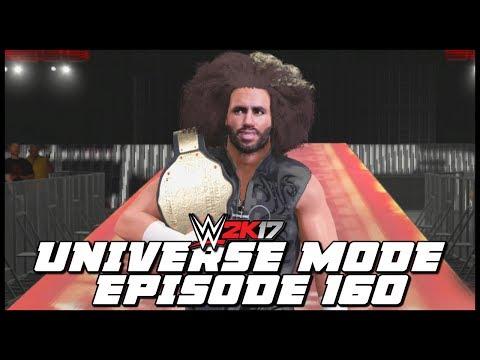 WWE 2K17 | Universe Mode - 'THE BOSS IS BACK!' | #160