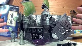 Обзор на игрушку Pirates of Caribbean Пиратский корабль Немая Мария (Silent Mary)