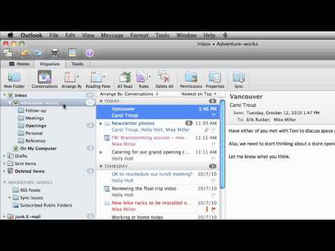 Lesson 3 - View Multiple Accounts In A Single Inbox