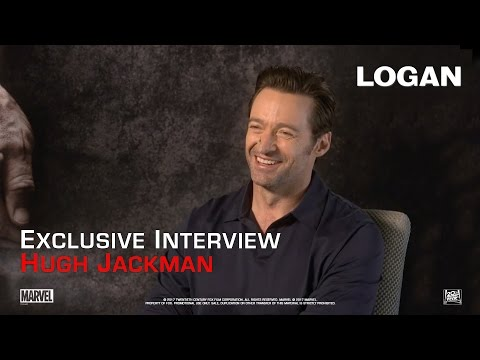 Logan [Exclusive Hugh Jackman Interview in HD (1080p)]