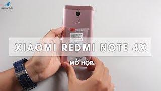 Mở hộp Redmi Note 4X RAM 3GB ROM 16GB GIÁ CỰC SỐC