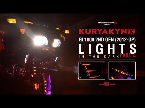 Kuryakyn Lighting Accessories for the GL1800 2012 & NEWER   Honda Goldwing   WingStuff.com