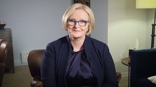 Senator McCaskill Has A Message For Men