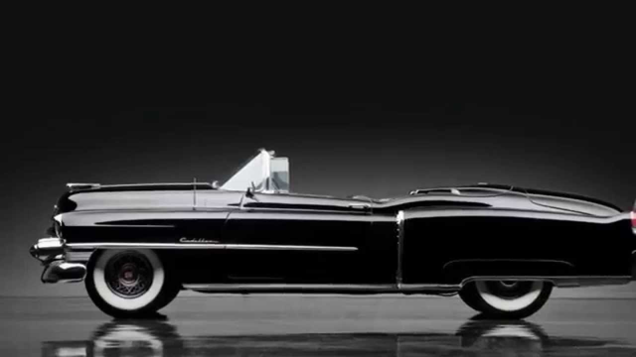 1953 Cadillac Eldorado Convertible - YouTube