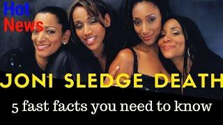 joni sledge death| sister sledge| joni sledge husband| joni sledge age