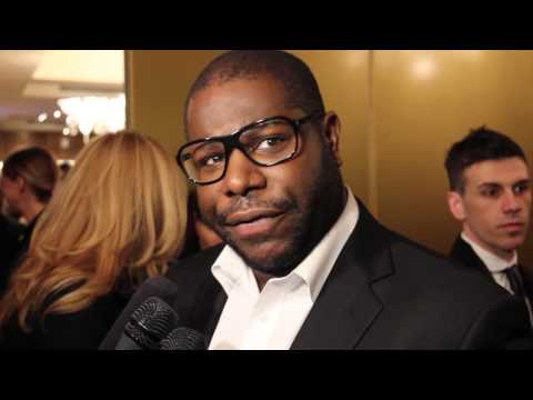 Steve McQueen Interview - The Critics Circle Awards 2014