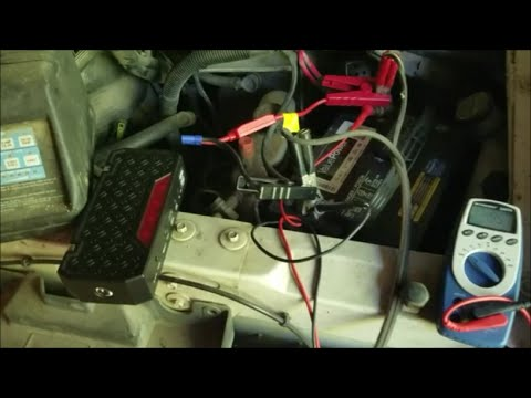 topdon car jump starter multi purpose charger testing. Black Bedroom Furniture Sets. Home Design Ideas